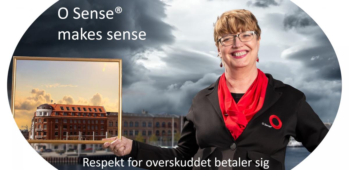 O Sense makes sense